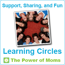 The Power of Moms Learning Circles Program