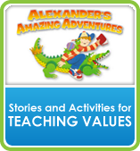 Alexander's Amazing Adventures