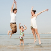How do you take the stress out of family vacations?