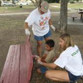 July Make a Difference Challenge: Keeping Our Parks Beautiful