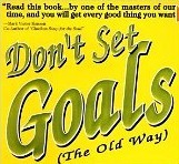 Book Summary: Don't Set Goals