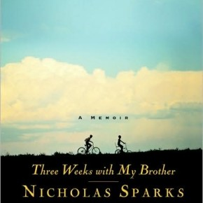 Book Summary: Three Weeks With My Brother