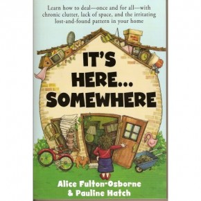 Book Summary: It's Here Somewhere