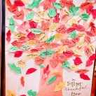 pothier thankful tree