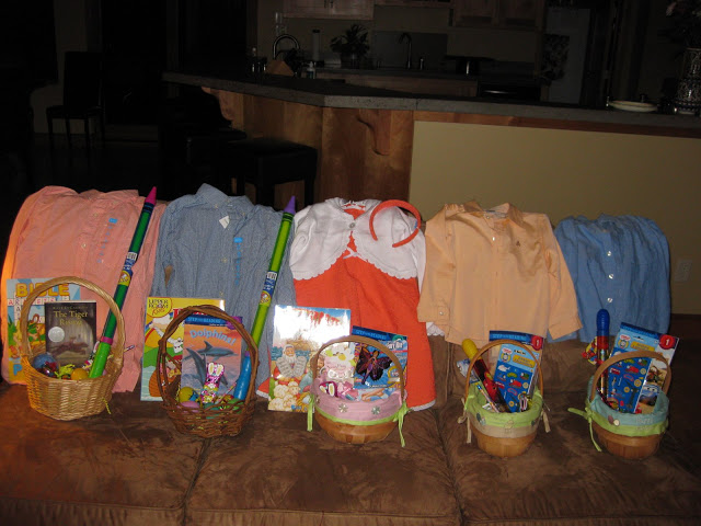 A deliberate mothers guide to a christ centered easter support easter baskets negle Gallery
