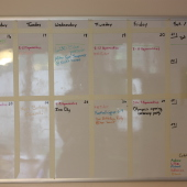 Family Calendar Systems That Work