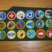 Merit Badges of Motherhood