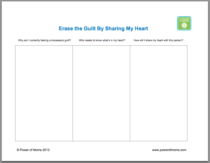 "Image of ""Erase Guilt"" PDF"