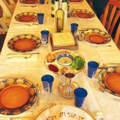 Passover Prep…with Kids
