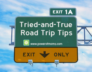Best tips for road trippin' with your kids! http://powerofmoms.com