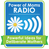 Power of Moms Podcasts have MOVED