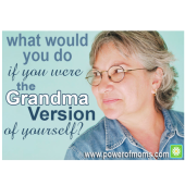 "The ""Grandma"" Version of Yourself"