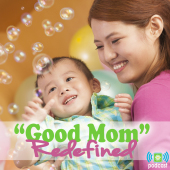 """Good Mom"" Redefined – with Allyson Reynolds: Episode 38"