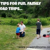 Six Tips for Road Trips with Little Kids