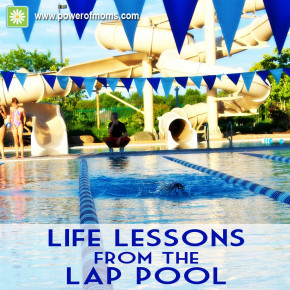 Life Lessons from the Lap Pool