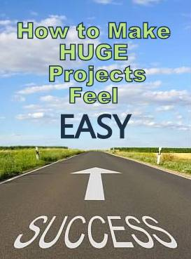 success road with words