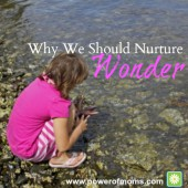 Why We Should Nurture Wonder