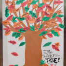 pothier thanksgiving tree