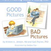 Book Summary: Good Pictures Bad Pictures (with a giveaway!)