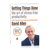 Getting Things Done with David Allen & April Perry – Episode 104