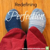 Spiritual Sundays:  Redefining Perfection