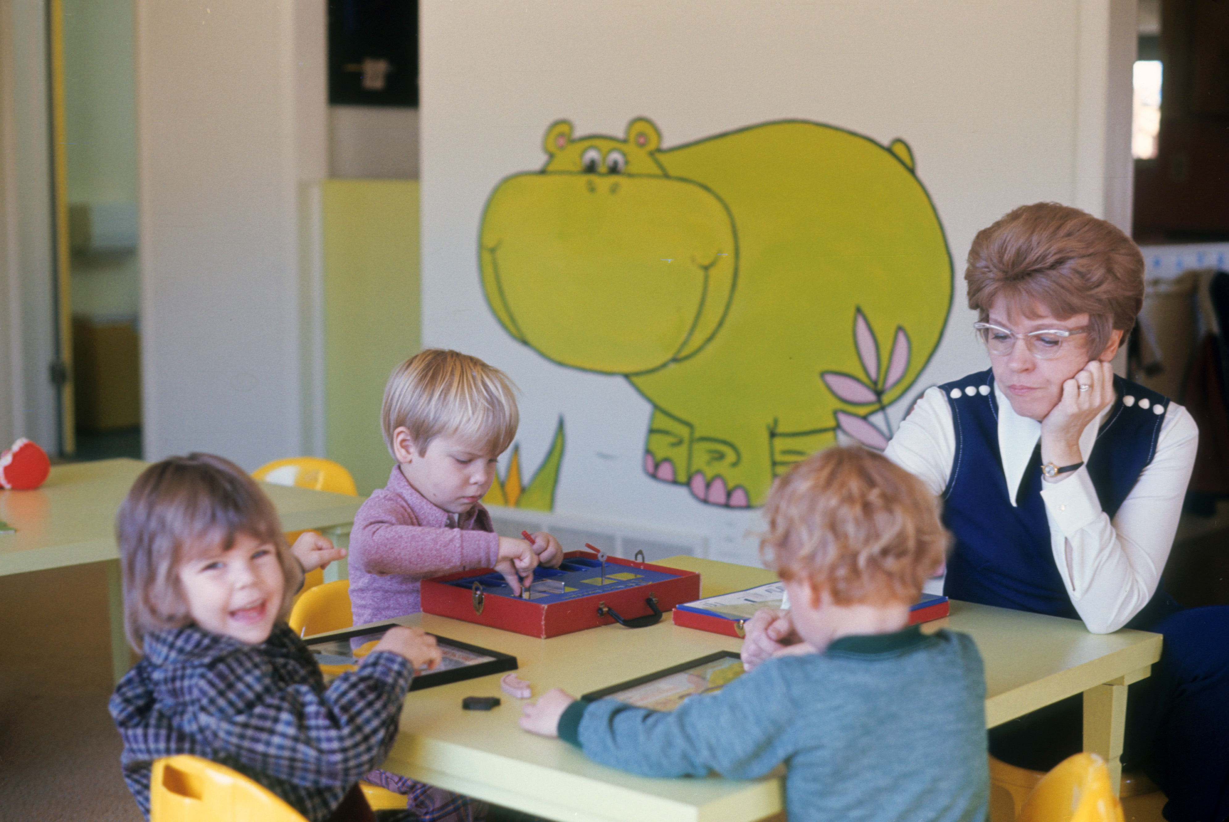 Preschool Age Children Don T Simply Need Involvement In Their Learnign They