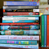 Favorite Family Reading List for the Summer [Video and Printable List Included!]