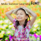 Make Summer Learning Fun!