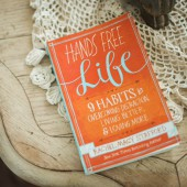 Book Review:  Hands Free Life