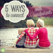Five Ways to Connect with Grandparents