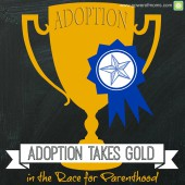 Adoption Takes Gold in the Race for Parenthood