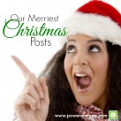 Great ideas for a family Christmas. www.powerofmoms.com