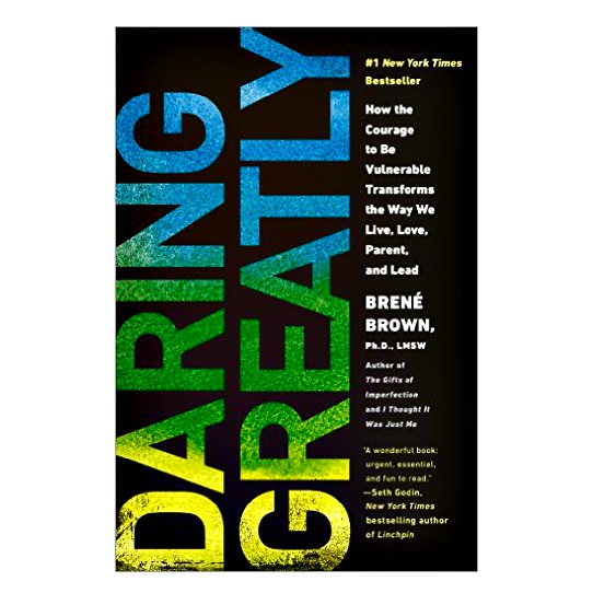 Book Summary: Daring Greatly | Support for Moms - Power of Moms