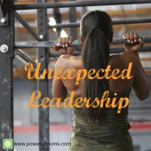 Unexpected Leadership – Sarah Griggs & April Perry – Episode 145