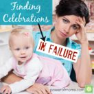 "ake a second look at your ""mom fails."" You might see success after all. powerofmoms.com"