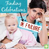 Finding Celebrations in Failure