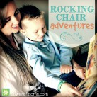 Oh the places you'll go in a rocking chair! www.powerofmoms.com