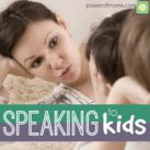Our words have power to shape our children's actions. powerofmoms.com