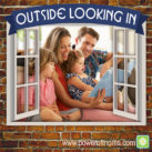 An outside look at your family might give you just the perspective you desperately need. powerofmoms.com