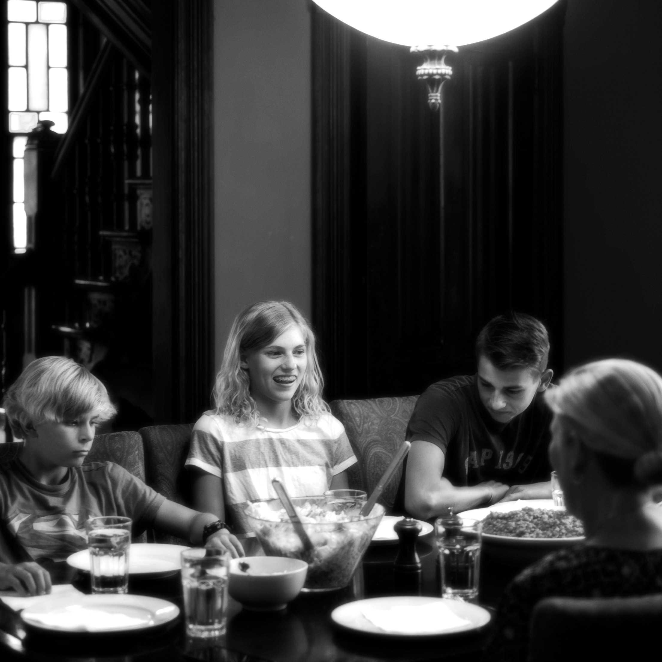 5 Questions to Ask at the Dinner Table