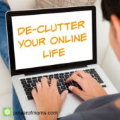 How to Declutter Your Online Life