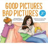 Book Summary: Good Pictures, Bad Pictures, Jr.
