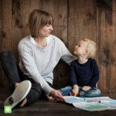 "Finding Your ""Super Mom"" Moments"