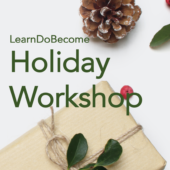 Our Holiday Planning Workshop is Happening Now!